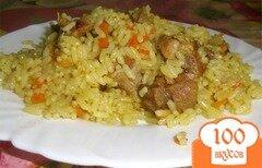 Фото рецепта: «Плов узбекский из баранины»