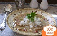 Фото рецепта: «Суп Гамбо»