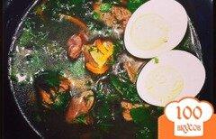 Фото рецепта: «Португальский зеленый суп»