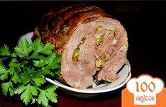 Фото рецепта: «Рулет из телятины»