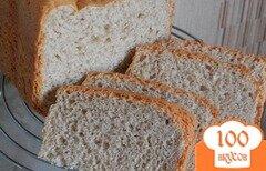 Фото рецепта: «Пшенично-ржаной хлеб в хлебопечке»
