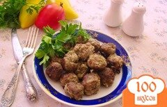 Фото рецепта: «Тефтельки по-армянски»