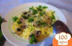 Фото рецепта: «Паста с грибами»