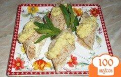 Фото рецепта: «Блинчики на закуску»