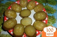 Фото рецепта: «Малосольно- соленные огурцы»