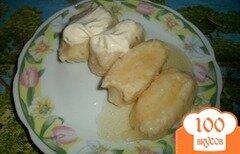 Фото рецепта: «Ленивые вареники с тыквой»