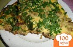 Фото рецепта: «Омлет с цветной капустой»