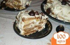 Фото рецепта: «Пряничный тортик»