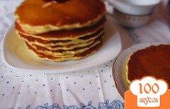 Фото рецепта: «Американские панкейки»
