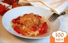 Фото рецепта: «Рыба в овощном маринаде»