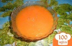 Фото рецепта: «детское меню: тыквенно-морковное пюре для самых маленьких»