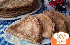 Фото рецепта: «Блинчики с мятой, корицей и ванилью»