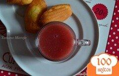 Фото рецепта: «Фруктовый кисель с медом»