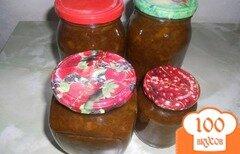 Фото рецепта: «Варенье из ревеня с апельсинами»