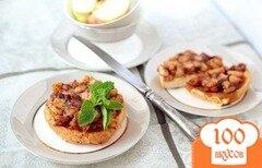 Фото рецепта: «Французские тосты с яблоками»