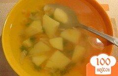 Фото рецепта: «Суп домашний с вермишелью»