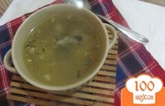 Фото рецепта: «Уха из консервированых сардин на скорую руку.»