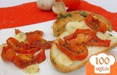 Фото рецепта: «Вяленые помидоры за 30 минут»