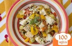 Фото рецепта: «Невероятно вкусное рыбное рагу»