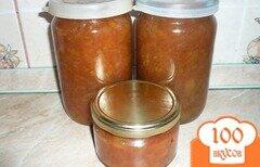 Фото рецепта: «Яблочное варенье с апельсином и корицей»