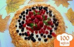Фото рецепта: «Торт «День и ночь»»