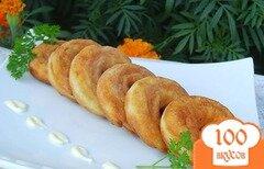 Фото рецепта: «Праздничный картофельный гарнир «Крученики»»