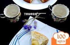 Фото рецепта: «Яблочно-кокосовый пирог из мультиварки»