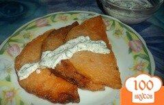 Фото рецепта: «Жареная тыква и соус к ней»