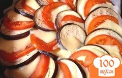 Фото рецепта: «Запеканка из овощей с сулугуни»