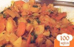 Фото рецепта: «Тушенные овощи»