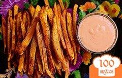 Фото рецепта: «Картофель фри в домашних условиях»