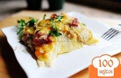 Фото рецепта: «Эскалоп в духовке»