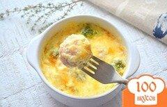 Фото рецепта: «Рыбные фрикадельки в сливочном соусе»