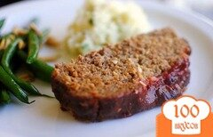 Фото рецепта: «Домашний мясной рулет»