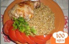 Фото рецепта: «Куриные бедрышки в необычном маринаде»