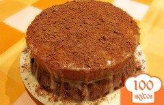 Фото рецепта: «Домашний торт «Неженка»