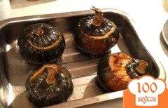 Фото рецепта: «Мини тыквы фаршированные»