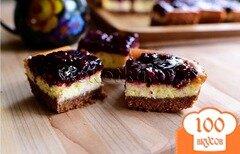 Фото рецепта: «Торт чизкейк»