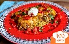 Фото рецепта: «Запеканка с курицей»