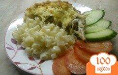 Фото рецепта: «Кролик с мускатом и яблоком.»