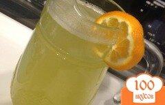 Фото рецепта: «Лимонно-апельсиново-мандариновый лимонад»