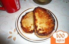 Фото рецепта: «Гренки с мёдом»