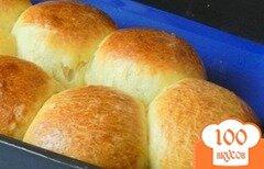 Фото рецепта: «Творожные булочки - нереально мягкие!»