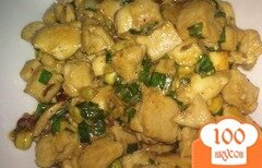 Фото рецепта: «Куриное филе Кунг-Пао»