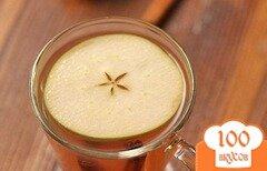 Фото рецепта: «Компот из яблок с корицей»