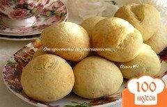 Фото рецепта: «Сливочно-творожные булочки»