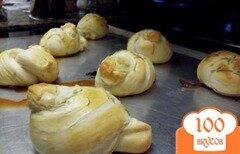 Фото рецепта: «Чесночные булочки с розмарином»