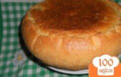 Фото рецепта: «Хлеб с овсянкой в мультиварке»
