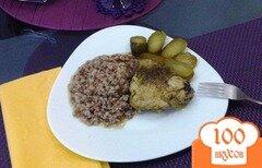 Фото рецепта: «Жаренные куиные бедрышки»