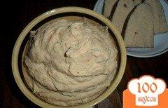 Фото рецепта: «Постный паштет с фасоли»